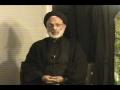 [Majlis 02] Shahadat of Imam Zainul Abideen - H.I. Syed Muhammad Askari - Deen mei Qurbani - Urdu