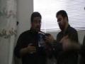 Nauha - Imambargah-e-Masoomeen  Windsor, Ontario - Jan 01, 2011 - Urdu