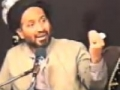 [Clip] Jan Ali Kazmi about Importance of Protecting your Eyes from Sins - Urdu