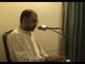 Mauzuee Tafseer e Quran - Insaan Shanasi - Part 27a - 31-Oct-10 - Urdu