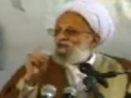 Ayatollah Mesbah Yazdi (H.A) about Imam Khamenei (H.A) - Farsi
