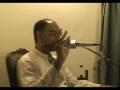 Mauzuee Tafseer e Quran - Insaan Shanasi - Part 27b - 31-Oct-10 - Urdu