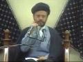 Majlis 2 - 30 Zilhaj - Life style of Ahlulbait AS (Zindagani-e-Ahlulbait ) - Moulana Zaki Baqri - Urdu