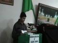 Short Speech - Imam Jaffer Sadiq (a.s) - Bilal - Hussaini Calgary - English
