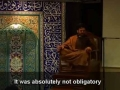 Seyyed Shams - Converting a Youth [Persian sub English]