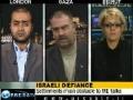 Press TV On Jerusalem Shepherd Hotel Demo part 2 - English