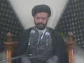 Majlis 4 - 2 Muharram - Life style of Ahlulbait AS (Zindagani-e-Ahlulbait ) - Moulana Zaki Baqri - Urdu