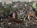 Speech at Arbaeen (Chehlum) Jaloos in Karachi, Pakistan - 25 JAN 2011 - Urdu
