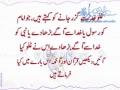 Ghali - Detailed Explanation from Quran and Ahadith Masoomeen - Text n Audio Urdu