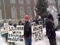 In support of uprising in Egypt & Tunisia - Dearborn, MI - 5 Feb 2011 - English