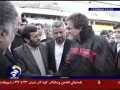 President Ahmadinejad on Sports and other clips - Farsi