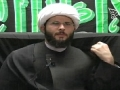 Our Responsibility To The Prophet [s] - Sh. Hamza Sodagar | Lecture 08 Arbaeen 1431 (2010) [HD] - English