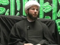 The End Of Times - Sh. Hamza Sodagar | Lecture 01 Arbaeen 1431 (2010) [HD] - English