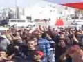 Funeral chants call for Bahraini Revolution - 18 FEB 2011 - Arabic