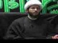 Avoiding Worldly Desires - Sh. Hamza Sodagar | Lecture 09 Arbaeen 1431 (2010) [HD] - English