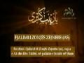 Fjalimi i Zejnebes a.s. në pallatin e Jezidit në Sham - Arabic sub Albainian