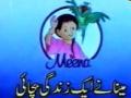 Meena Cartoon 03 MEENA NE EK ZINDAGI BACHAAI - Urdu