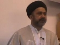 Friday Sermons Syed Abbas Naqvi 11Mar2011- from Woking,UK - English-Arabic
