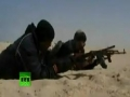 Libyans are fighting Gaddafi forces - All Languages