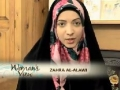 Lauren Booth interview with Zahra Al-Alawi - Part 1 of 3 - English