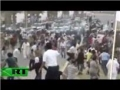 Crackdown on Bahrain Protesters by Saudi Army - 16 Mar 2011 - All Languages