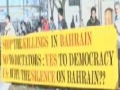 Solidarity & Support for Bahrain - Protest in Detroit, MI USA - 18 March 2011 - English