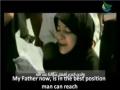 كلمة ابنة الشهيد Speech by the Daughter of a Shaheed in Bahrain - Arabic sub English