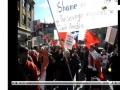 Bahrain Protest in Montreal, Canada مظاهرة البحرين في مونتريال كندا - All Languages