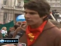 [March for the Alternative] Protest in UK over spending cuts - 26Mar2011 - English