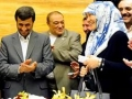 President of I. R. of Iran Dr. Ahmadinejad in China Shanghai - All Languages