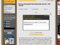 System Capabilities Class Tutorial - Flash AS3 CS3+CS4 - [English]