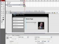 How to structure a full flash actionscript 3 web site tutorial CS3 + CS4 - Part 3 - [English]