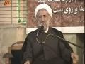Daily Speech H.I Kazim Siddiqui (Shaheed Sayyad Shirazi ) - حجة الاسلام کاظم صدیقی - Persian