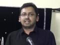 [Noha] Pehloo Bhi Shikasta hey Turbat Bhi Shikasta hey - By Br. Anees @ Al-Haadi Musalla 16Apr2011 - Urdu