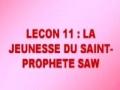 La jeunesse du Saint-Prophete saw - Francais
