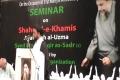 Ayatullah Shaheed Baqer as-Sadr Speech by Moulana Taqi Agha - Urdu