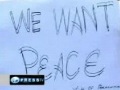 Youth protest to condemn violence, militancy and siege against Parachinar - 23Apr2011 - English