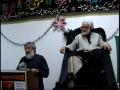 Day 2 -  Lectures by Hujjatul Islam Ustaad Mohsin Qaraati 21st Ramzan 2007 Part 4- Persian & English