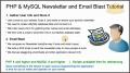 2 Mass Email Website Newsletter Bulk Batch Send Tutorial PHP MySQL