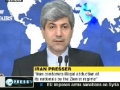 Press Conference Iranian FM spokesman - Ramin Mehman Parast - Press TV- English