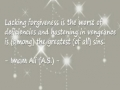 Imam Ali (a.s) Hadith - English