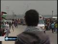 Nakba Day 2011 - Gazans march the day of catastrophe amid Israeli attacks - 15Mar2011 - English