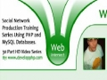Web Intersect Updates Social Network Training Series and Community Website Template System - English