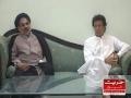 عمران خان کی علامہ حسن ظفر سے ملاقات - HTNEWS - Urdu
