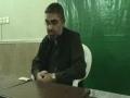 عذاداری کے اصول  Principles of Azadari - Lecture for Zakiraas Part 1 (Jan 2008) By AMZ - Urdu
