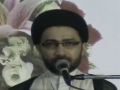 Speech H.I. Shehenshah Naqvi (22nd Death anniversary of Imam Khomaini Karachi ) 04 June 2011 - Urdu