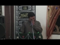 13th Rajab- Milad Mola E Kainat Ali (a.s) By Br. Sajjad Shah     - Urdu