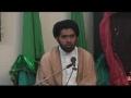 [Must Listen] 13th Rajab 2011- Milad Mola E Kainat Ali (a.s) Speech by Moulana Shehbaz Bukhari Naqvi - Urdu