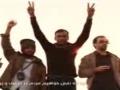 همنوا با حلق آيات القرمزي - Through of Ayat al-Ghermzis Throat - Farsi Arabic English