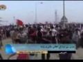 بحرین میں عوام کے انقلابی مظاہرے جاری June 18, 2011 - Urdu